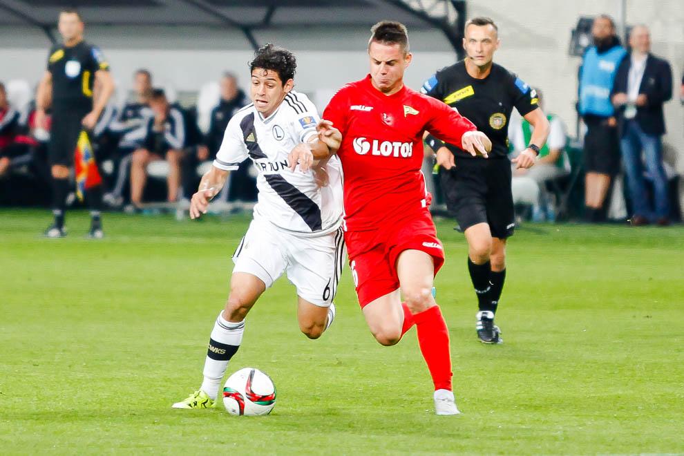 Legia Warszawa 4-1 Lechia Gdańsk - fot. Piotr Galas/wiadomosci24.pl (zdjęcie 17 z 65)