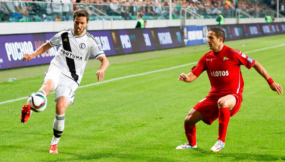 Legia Warszawa 4-1 Lechia Gdańsk - fot. Piotr Galas/wiadomosci24.pl (zdjęcie 18 z 65)