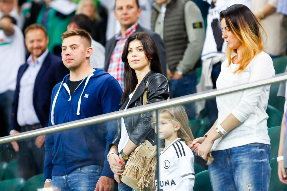 Legia Warszawa 4-1 Lechia Gdańsk - fot. Piotr Galas/wiadomosci24.pl (zdjęcie 2 z 65)