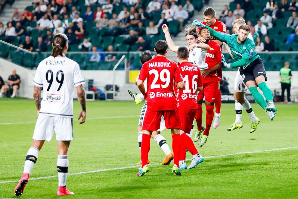 Legia Warszawa 4-1 Lechia Gdańsk - fot. Piotr Galas/wiadomosci24.pl (zdjęcie 20 z 65)