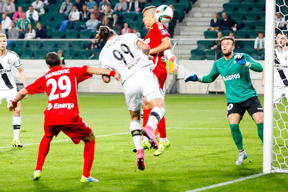 Legia Warszawa 4-1 Lechia Gdańsk - fot. Piotr Galas/wiadomosci24.pl (zdjęcie 21 z 65)