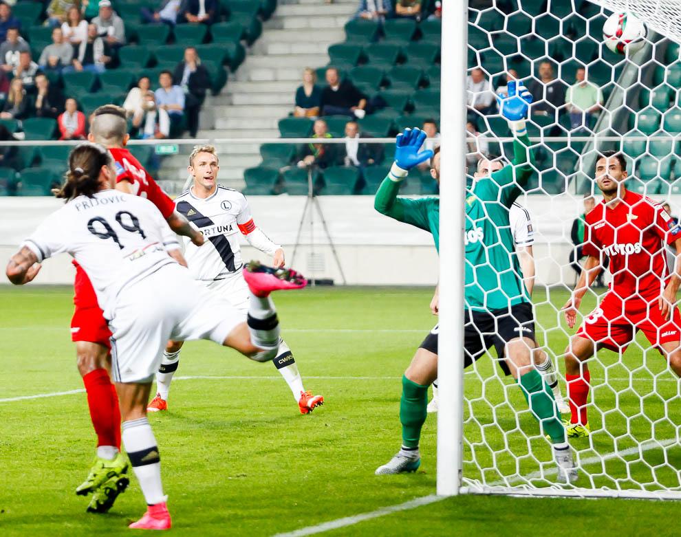 Legia Warszawa 4-1 Lechia Gdańsk - fot. Piotr Galas/wiadomosci24.pl (zdjęcie 22 z 65)