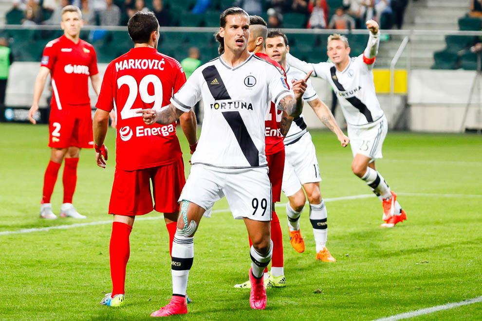 Legia Warszawa 4-1 Lechia Gdańsk - fot. Piotr Galas/wiadomosci24.pl (zdjęcie 23 z 65)