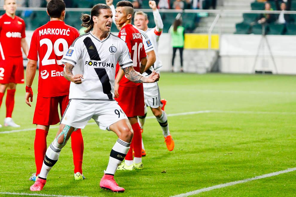 Legia Warszawa 4-1 Lechia Gdańsk - fot. Piotr Galas/wiadomosci24.pl (zdjęcie 24 z 65)