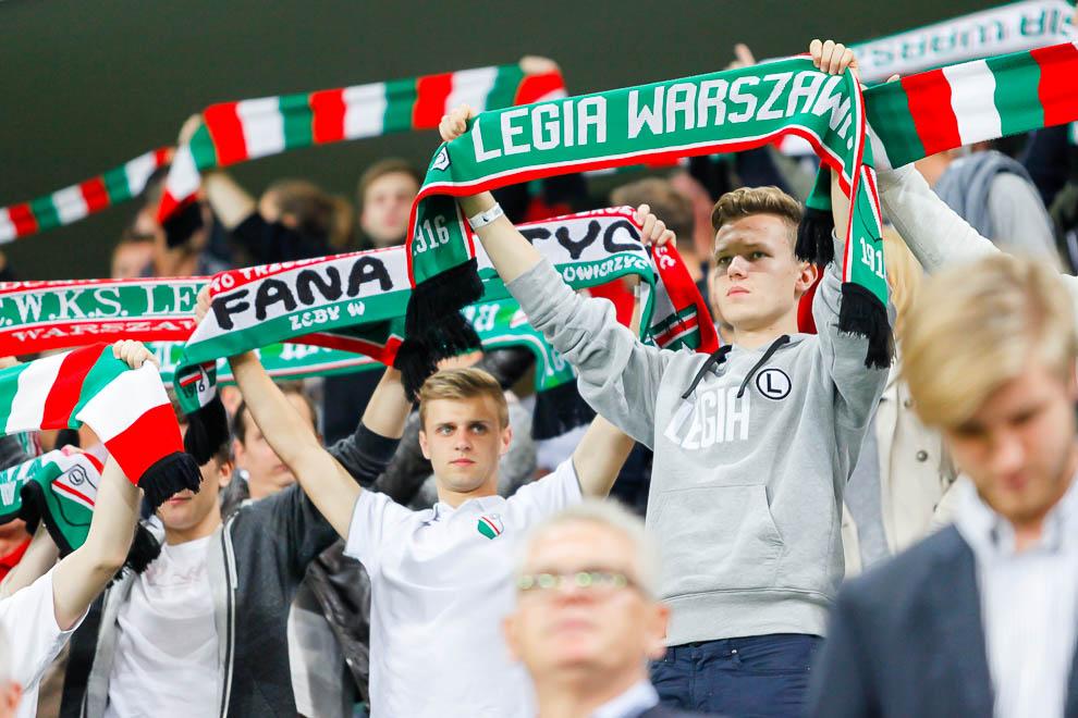 Legia Warszawa 4-1 Lechia Gdańsk - fot. Piotr Galas/wiadomosci24.pl (zdjęcie 3 z 65)