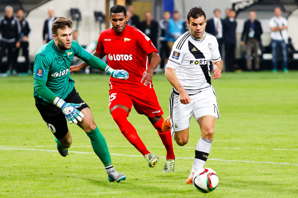 Legia Warszawa 4-1 Lechia Gdańsk - fot. Piotr Galas/wiadomosci24.pl (zdjęcie 30 z 65)