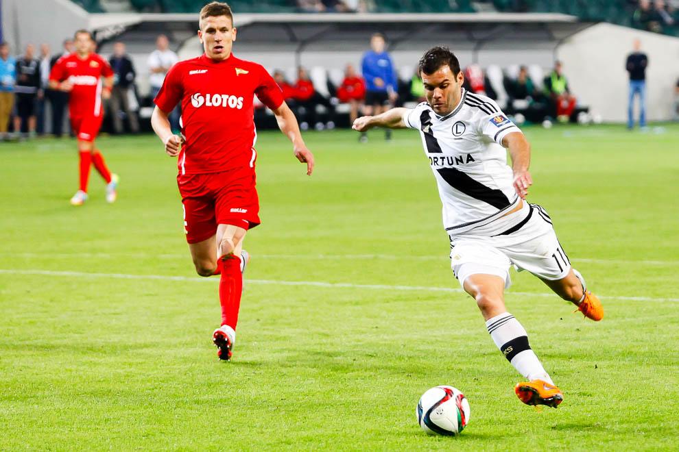 Legia Warszawa 4-1 Lechia Gdańsk - fot. Piotr Galas/wiadomosci24.pl (zdjęcie 31 z 65)