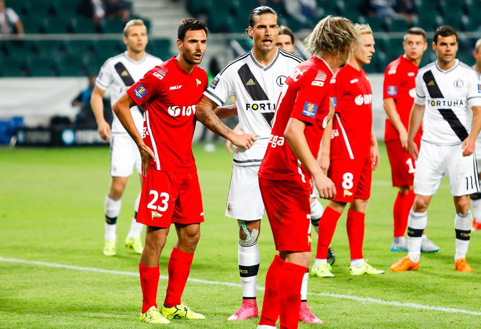 Legia Warszawa 4-1 Lechia Gdańsk - fot. Piotr Galas/wiadomosci24.pl (zdjęcie 32 z 65)