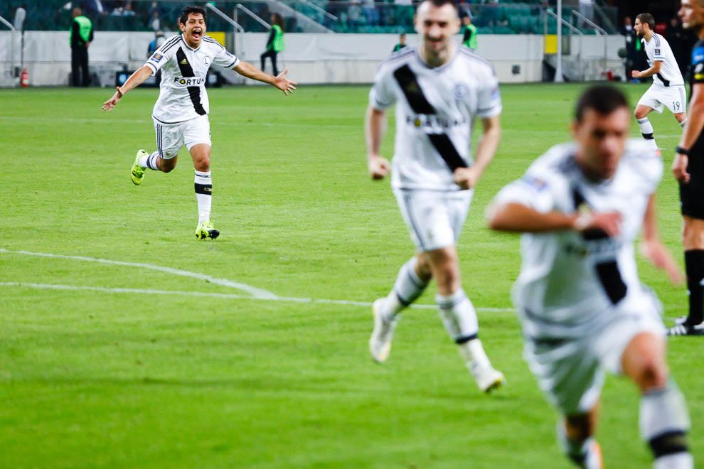 Legia Warszawa 4-1 Lechia Gdańsk - fot. Piotr Galas/wiadomosci24.pl (zdjęcie 34 z 65)