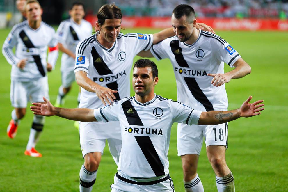 Legia Warszawa 4-1 Lechia Gdańsk - fot. Piotr Galas/wiadomosci24.pl (zdjęcie 38 z 65)