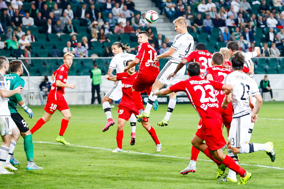 Legia Warszawa 4-1 Lechia Gdańsk - fot. Piotr Galas/wiadomosci24.pl (zdjęcie 41 z 65)