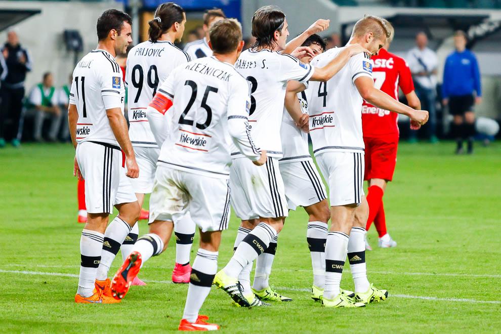 Legia Warszawa 4-1 Lechia Gdańsk - fot. Piotr Galas/wiadomosci24.pl (zdjęcie 42 z 65)