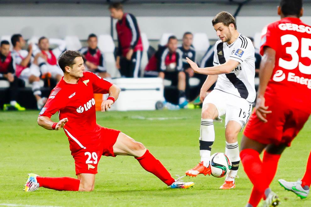 Legia Warszawa 4-1 Lechia Gdańsk - fot. Piotr Galas/wiadomosci24.pl (zdjęcie 44 z 65)