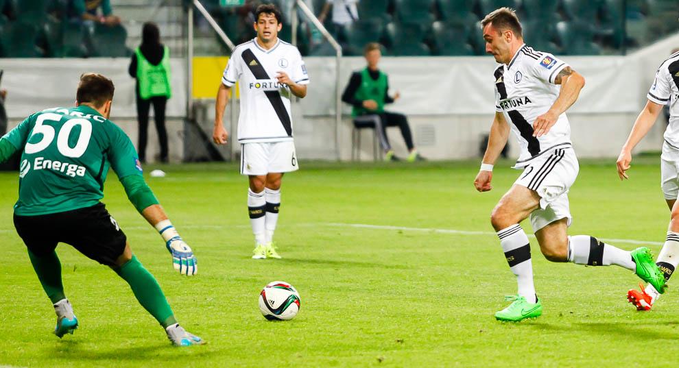 Legia Warszawa 4-1 Lechia Gdańsk - fot. Piotr Galas/wiadomosci24.pl (zdjęcie 45 z 65)