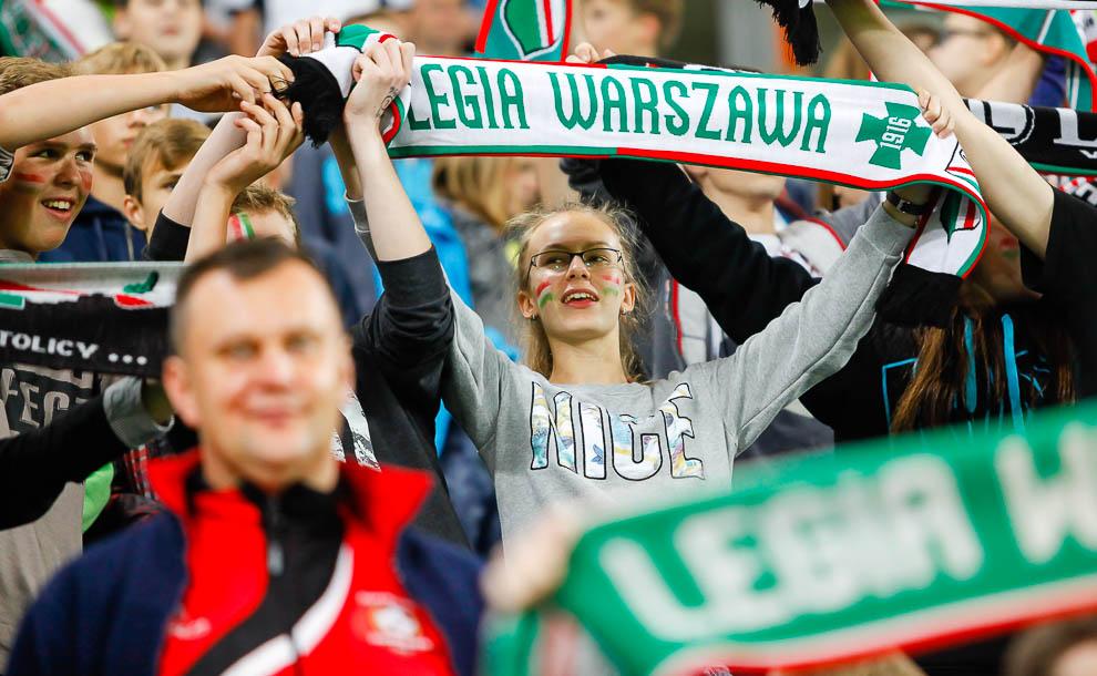 Legia Warszawa 4-1 Lechia Gdańsk - fot. Piotr Galas/wiadomosci24.pl (zdjęcie 50 z 65)