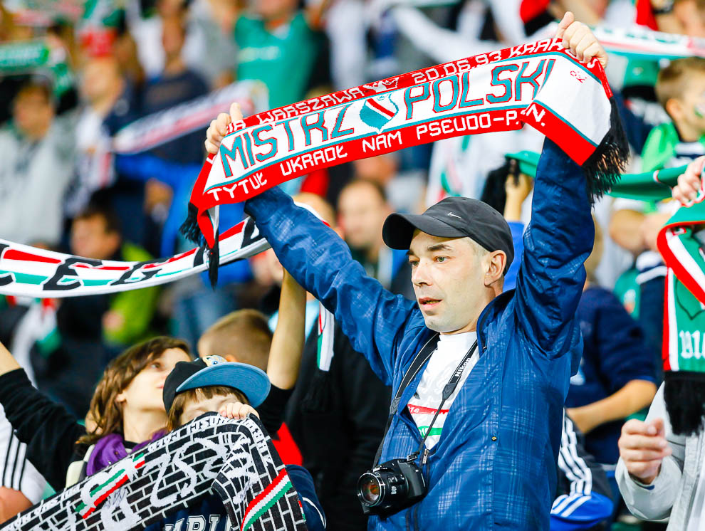 Legia Warszawa 4-1 Lechia Gdańsk - fot. Piotr Galas/wiadomosci24.pl (zdjęcie 51 z 65)