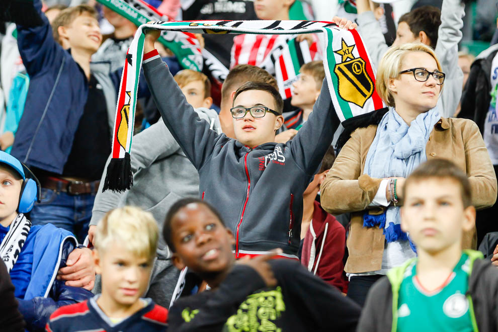 Legia Warszawa 4-1 Lechia Gdańsk - fot. Piotr Galas/wiadomosci24.pl (zdjęcie 52 z 65)