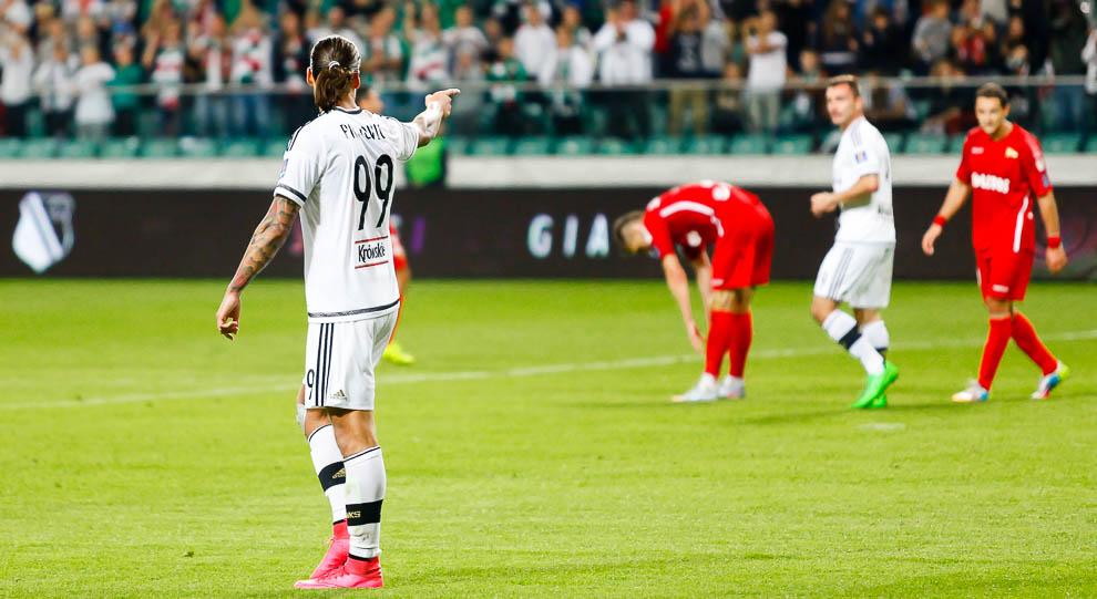 Legia Warszawa 4-1 Lechia Gdańsk - fot. Piotr Galas/wiadomosci24.pl (zdjęcie 56 z 65)