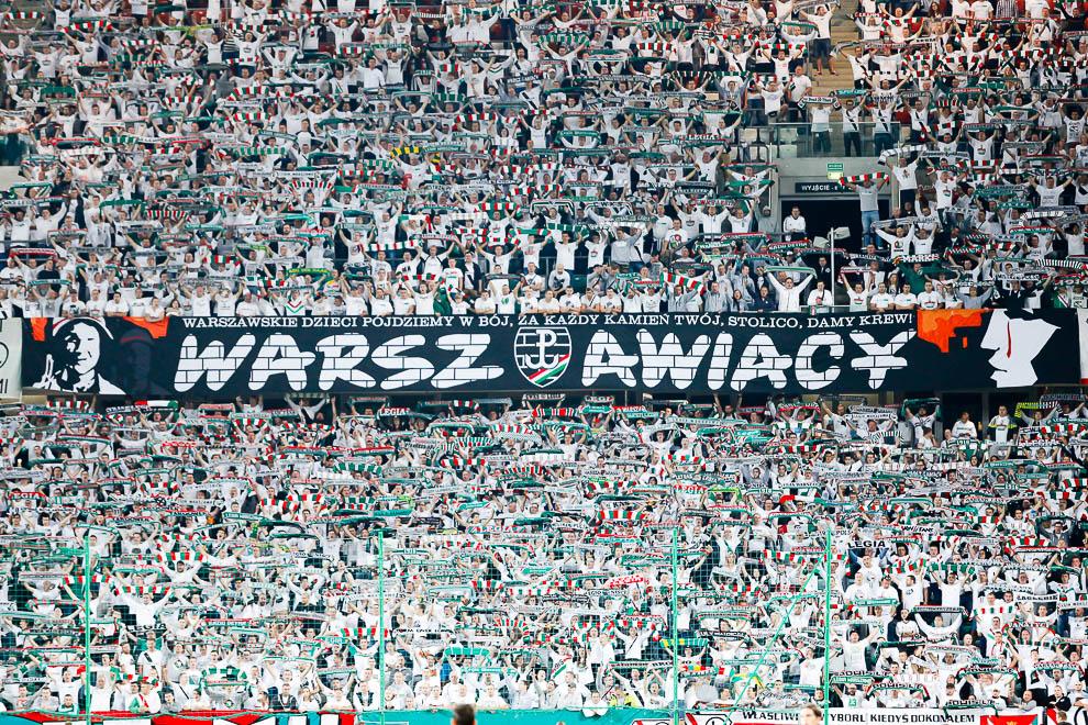 Legia Warszawa 4-1 Lechia Gdańsk - fot. Piotr Galas/wiadomosci24.pl (zdjęcie 60 z 65)