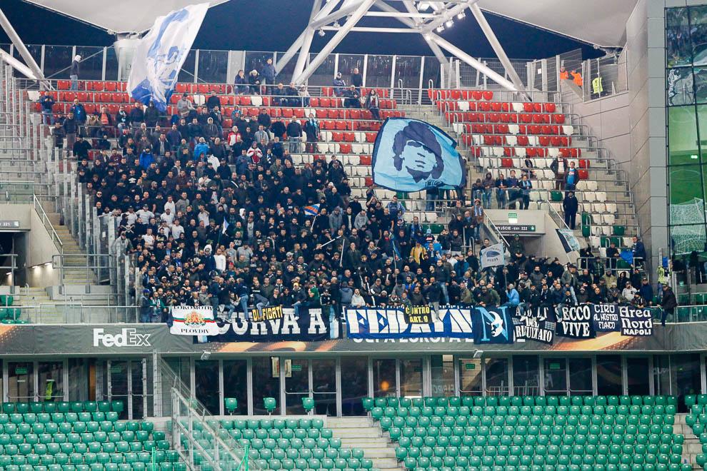 Legia Warszawa 0-2 SSC Napoli - fot. Piotr Galas/wiadomosci24.pl (zdjęcie 11 z 26)