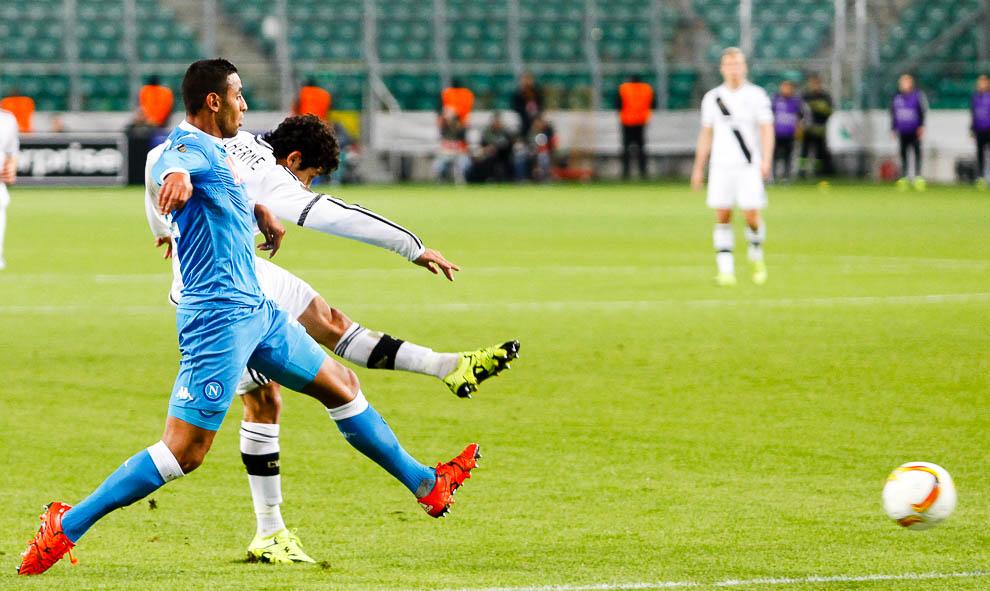 Legia Warszawa 0-2 SSC Napoli - fot. Piotr Galas/wiadomosci24.pl (zdjęcie 14 z 26)