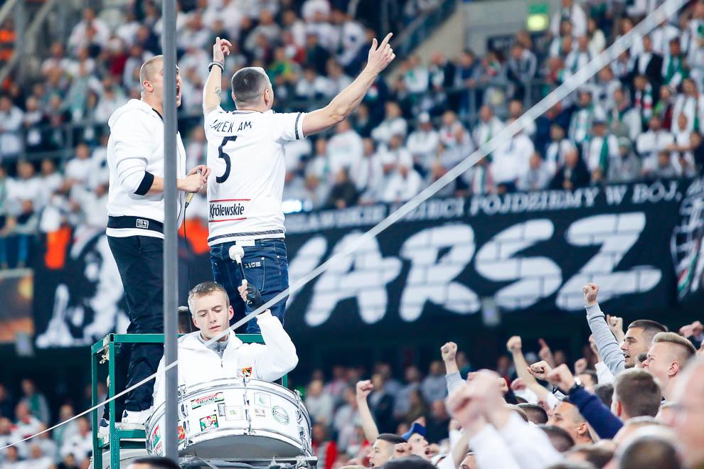 Legia Warszawa 0-2 SSC Napoli - fot. Piotr Galas/wiadomosci24.pl (zdjęcie 15 z 26)