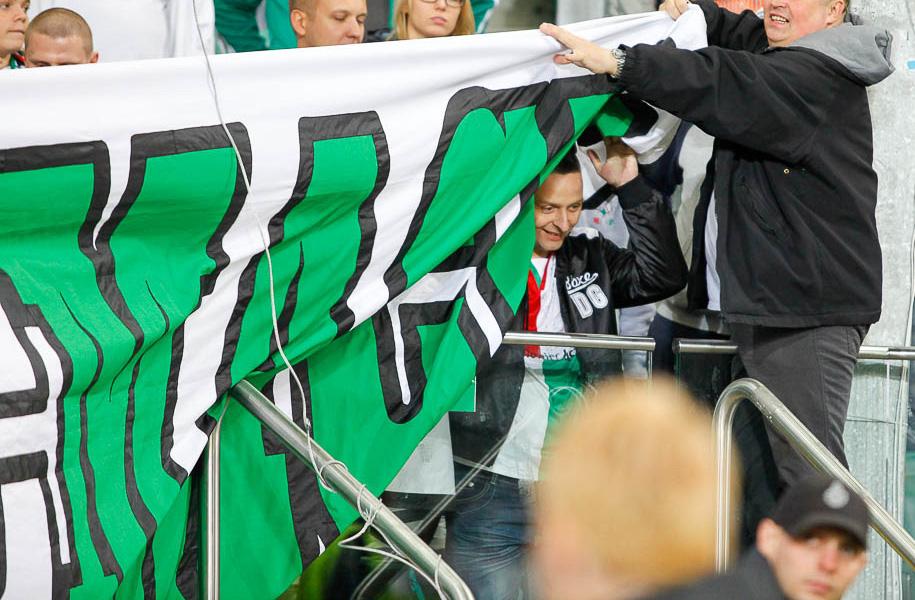 Legia Warszawa 0-2 SSC Napoli - fot. Piotr Galas/wiadomosci24.pl (zdjęcie 16 z 26)
