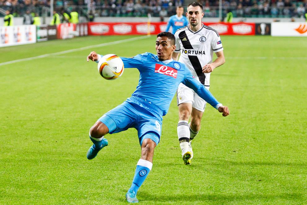 Legia Warszawa 0-2 SSC Napoli - fot. Piotr Galas/wiadomosci24.pl (zdjęcie 19 z 26)