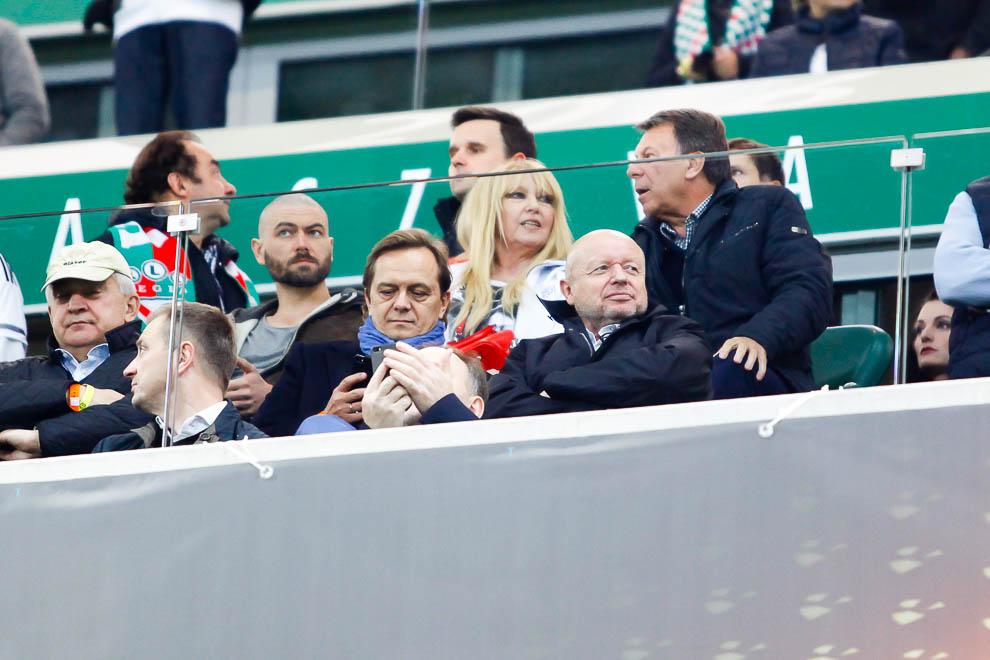 Legia Warszawa 0-2 SSC Napoli - fot. Piotr Galas/wiadomosci24.pl (zdjęcie 2 z 26)