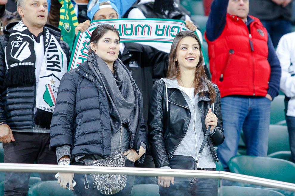 Legia Warszawa 0-2 SSC Napoli - fot. Piotr Galas/wiadomosci24.pl (zdjęcie 3 z 26)