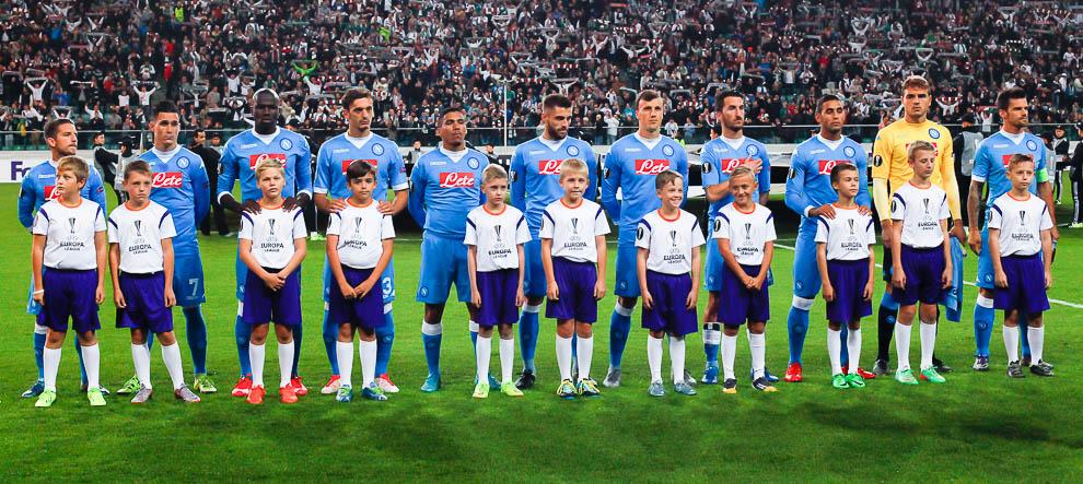 Legia Warszawa 0-2 SSC Napoli - fot. Piotr Galas/wiadomosci24.pl (zdjęcie 5 z 26)