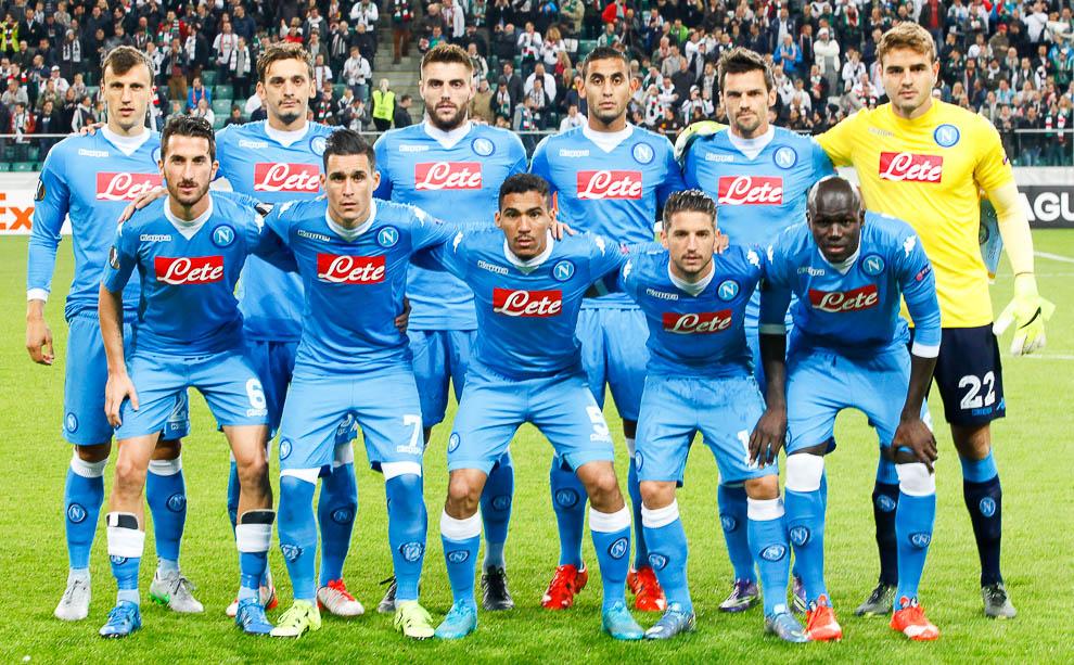 Legia Warszawa 0-2 SSC Napoli - fot. Piotr Galas/wiadomosci24.pl (zdjęcie 7 z 26)