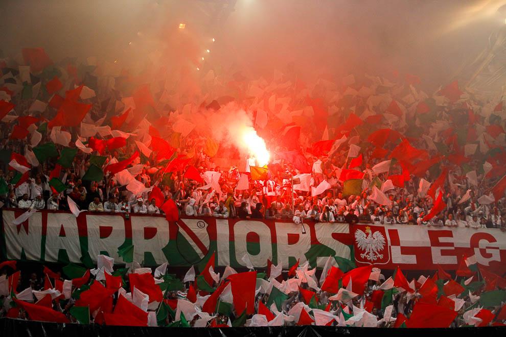 Legia Warszawa 0-2 SSC Napoli - fot. Piotr Galas/wiadomosci24.pl (zdjęcie 8 z 26)