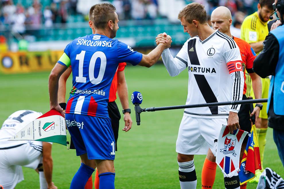 Legia Warszawa 5-0 Podbeskidzie Bielsko-Biała - fot. Piotr Galas/wiadomosci24.pl (zdjęcie 11 z 64)