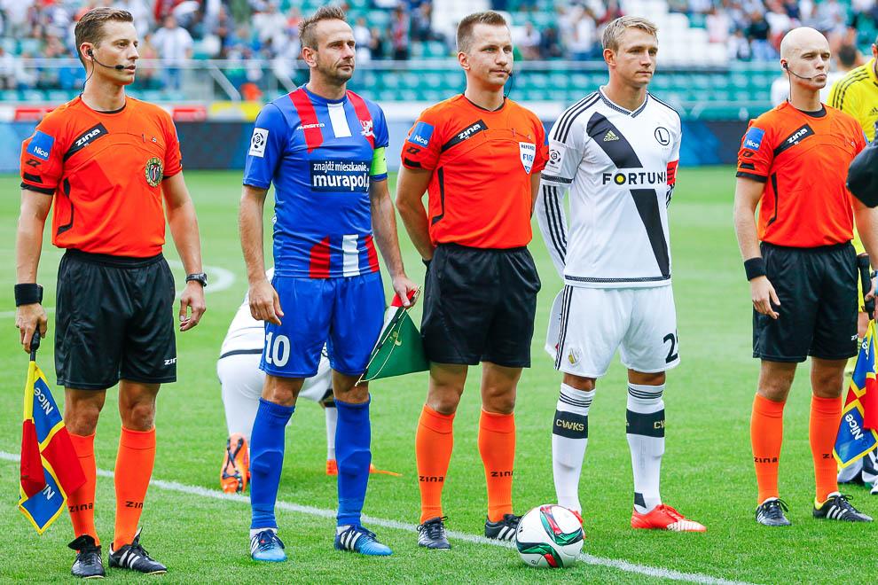 Legia Warszawa 5-0 Podbeskidzie Bielsko-Biała - fot. Piotr Galas/wiadomosci24.pl (zdjęcie 12 z 64)