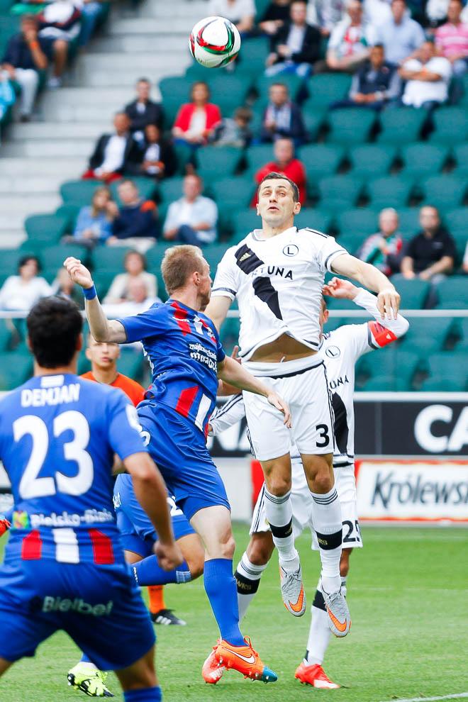 Legia Warszawa 5-0 Podbeskidzie Bielsko-Biała - fot. Piotr Galas/wiadomosci24.pl (zdjęcie 16 z 64)
