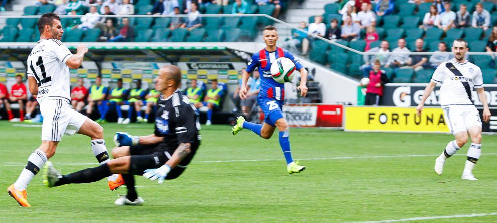 Legia Warszawa 5-0 Podbeskidzie Bielsko-Biała - fot. Piotr Galas/wiadomosci24.pl (zdjęcie 32 z 64)