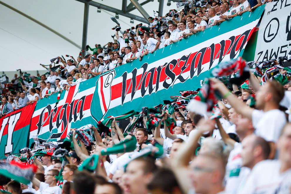 Legia Warszawa 5-0 Podbeskidzie Bielsko-Biała - fot. Piotr Galas/wiadomosci24.pl (zdjęcie 35 z 64)