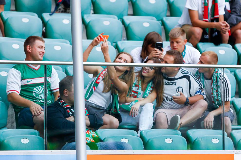 Legia Warszawa 5-0 Podbeskidzie Bielsko-Biała - fot. Piotr Galas/wiadomosci24.pl (zdjęcie 38 z 64)