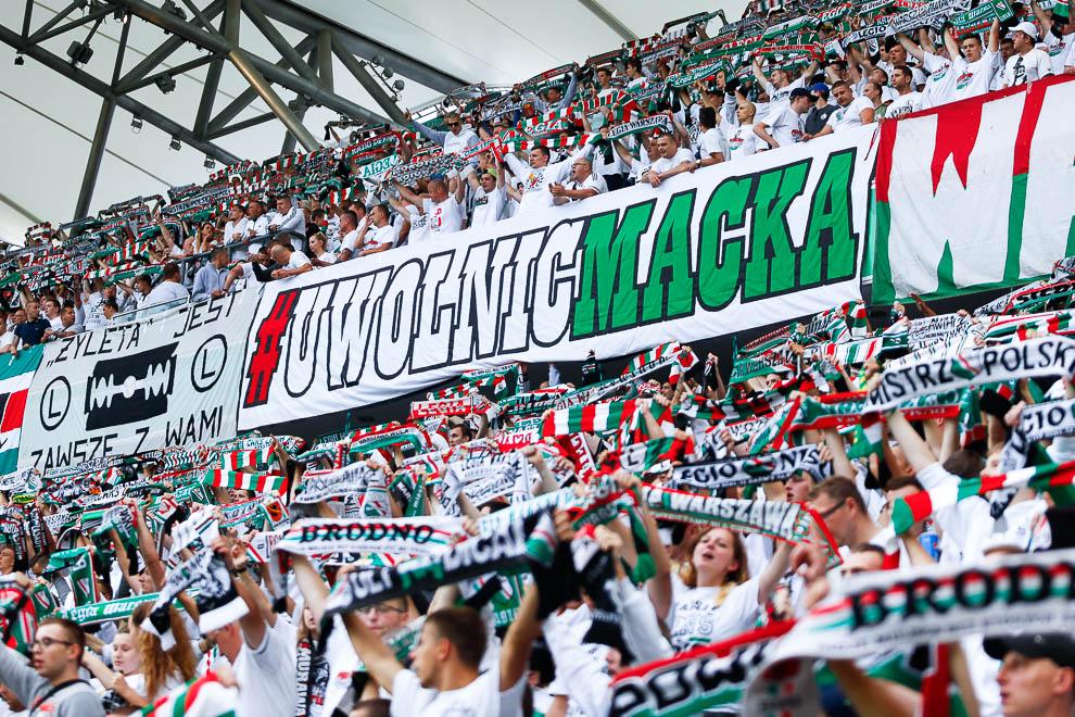 Legia Warszawa 5-0 Podbeskidzie Bielsko-Biała - fot. Piotr Galas/wiadomosci24.pl (zdjęcie 40 z 64)