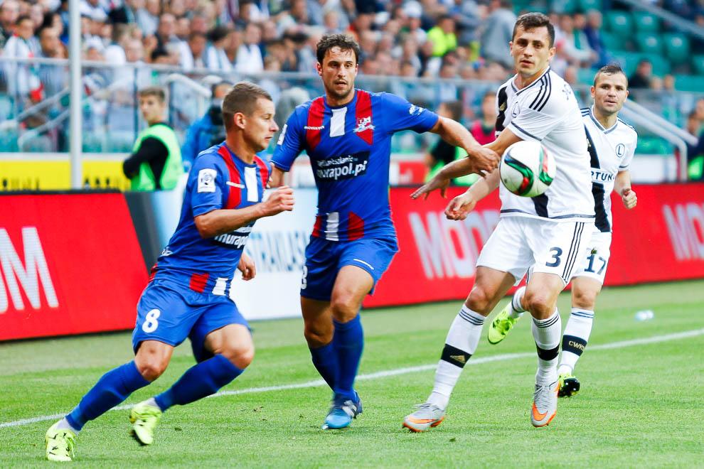 Legia Warszawa 5-0 Podbeskidzie Bielsko-Biała - fot. Piotr Galas/wiadomosci24.pl (zdjęcie 42 z 64)