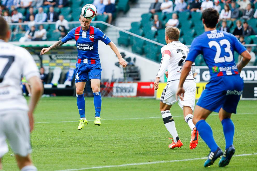 Legia Warszawa 5-0 Podbeskidzie Bielsko-Biała - fot. Piotr Galas/wiadomosci24.pl (zdjęcie 45 z 64)