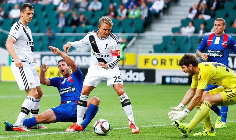 Legia Warszawa 5-0 Podbeskidzie Bielsko-Biała - fot. Piotr Galas/wiadomosci24.pl (zdjęcie 48 z 64)