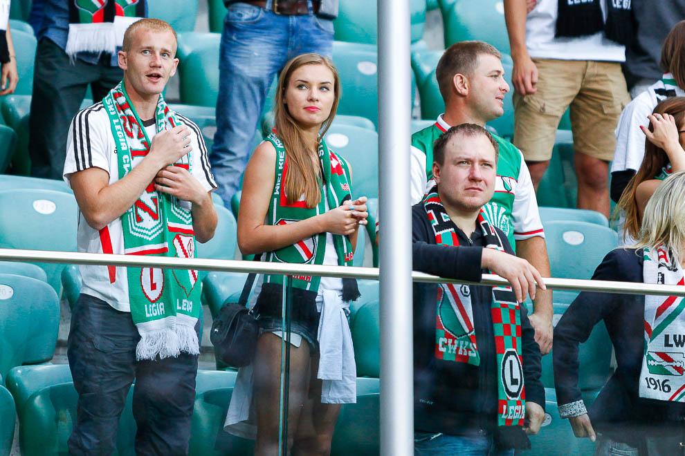 Legia Warszawa 5-0 Podbeskidzie Bielsko-Biała - fot. Piotr Galas/wiadomosci24.pl (zdjęcie 49 z 64)