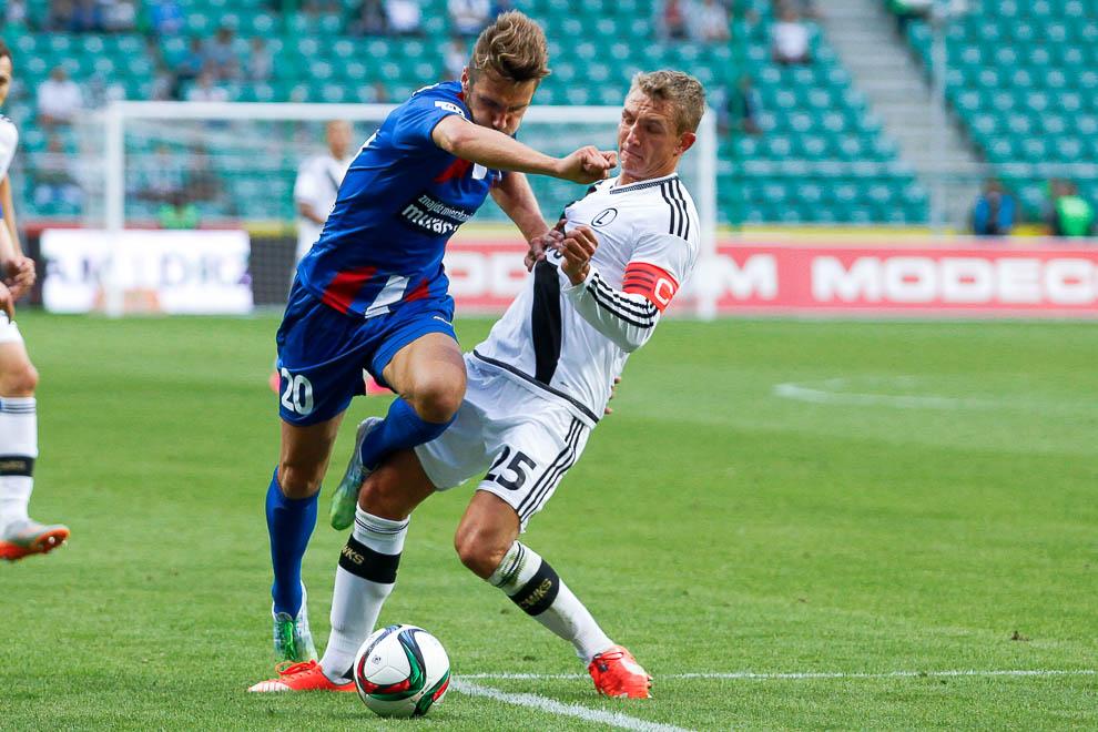 Legia Warszawa 5-0 Podbeskidzie Bielsko-Biała - fot. Piotr Galas/wiadomosci24.pl (zdjęcie 50 z 64)