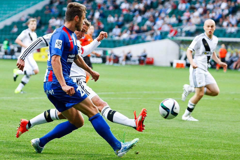 Legia Warszawa 5-0 Podbeskidzie Bielsko-Biała - fot. Piotr Galas/wiadomosci24.pl (zdjęcie 51 z 64)