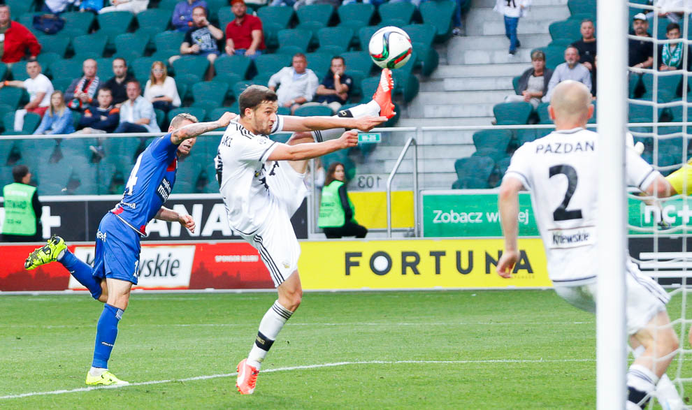 Legia Warszawa 5-0 Podbeskidzie Bielsko-Biała - fot. Piotr Galas/wiadomosci24.pl (zdjęcie 52 z 64)