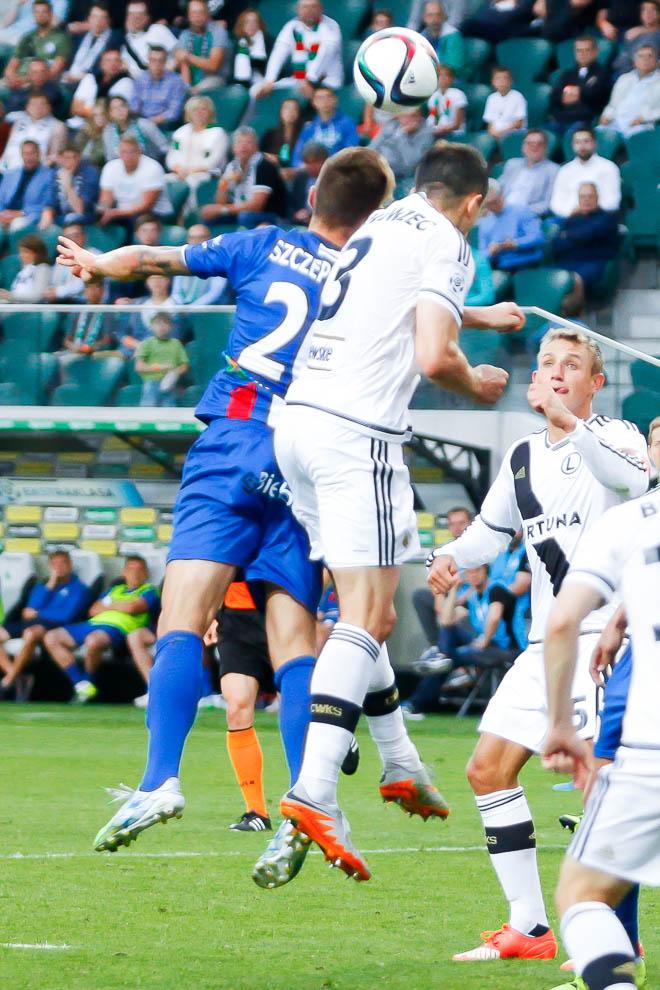 Legia Warszawa 5-0 Podbeskidzie Bielsko-Biała - fot. Piotr Galas/wiadomosci24.pl (zdjęcie 54 z 64)