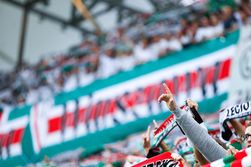 Legia Warszawa 5-0 Podbeskidzie Bielsko-Biała - fot. Piotr Galas/wiadomosci24.pl (zdjęcie 61 z 64)