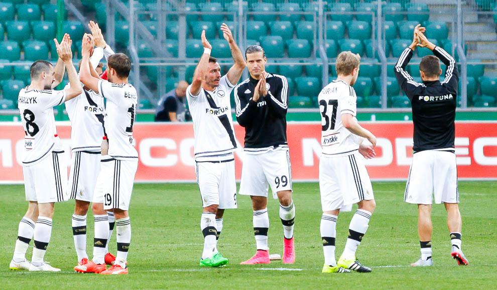 Legia Warszawa 5-0 Podbeskidzie Bielsko-Biała - fot. Piotr Galas/wiadomosci24.pl (zdjęcie 63 z 64)